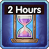 fortuitous hourglass