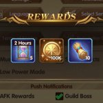 apk arena redemption rewards