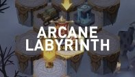 Arcane Labyrinth, Dismal Mode & Lab Path (Map)