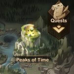 peaks of time building in afk arena