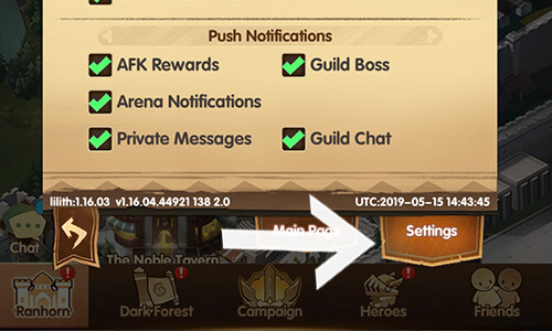 how to use afk arena redemption code