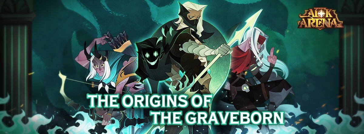the origins of the graveborn