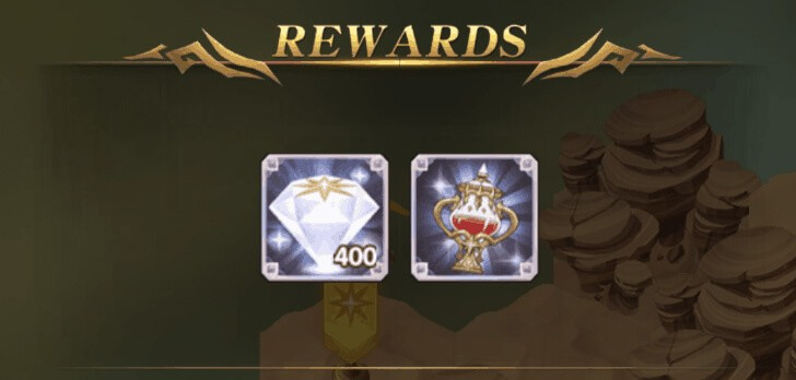 The Savage Wastes Rewards