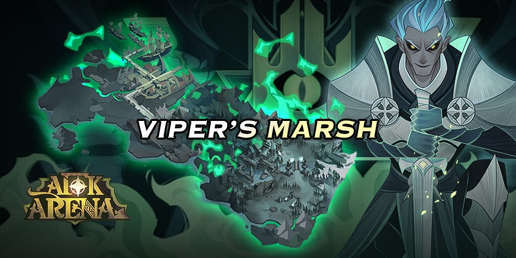 vipers marsh guide afk arena
