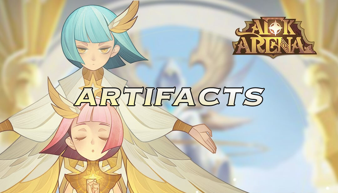 Artifacts afk arena