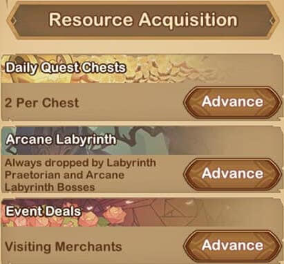 a sweet romance - afk arena valentines day event