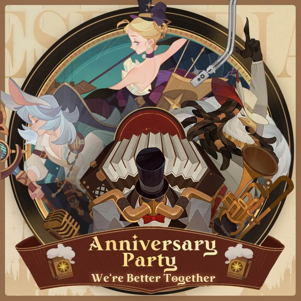 afk arena 2nd anniversary event