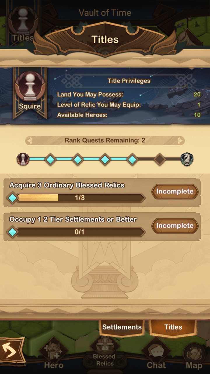 abyssal expedition titles