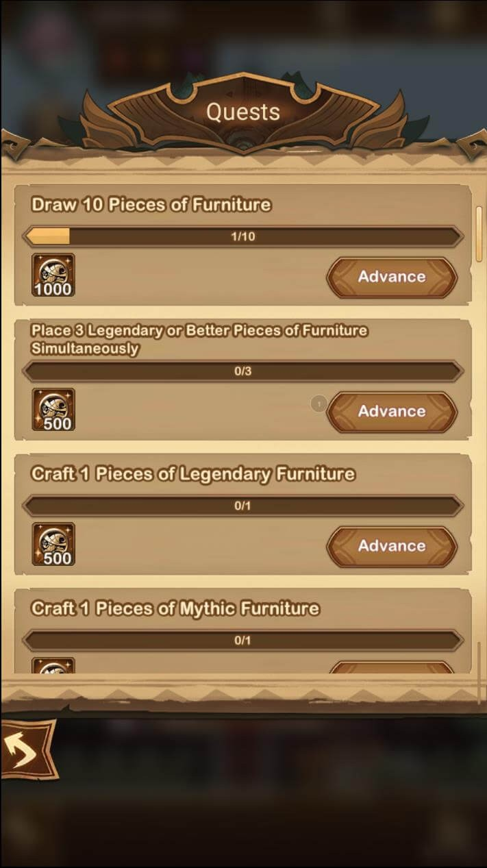 The Oak Inn AFK Arena Quests