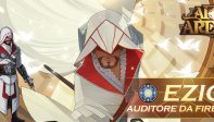 afk arena ezio from assassin's creed