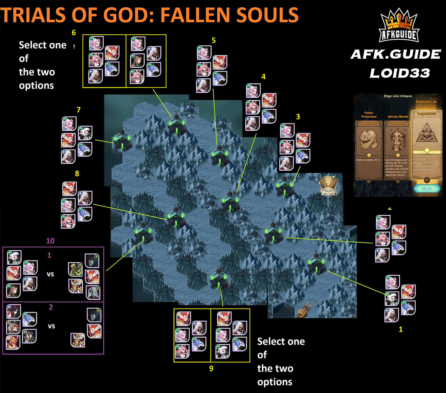 trials of god fallen souls