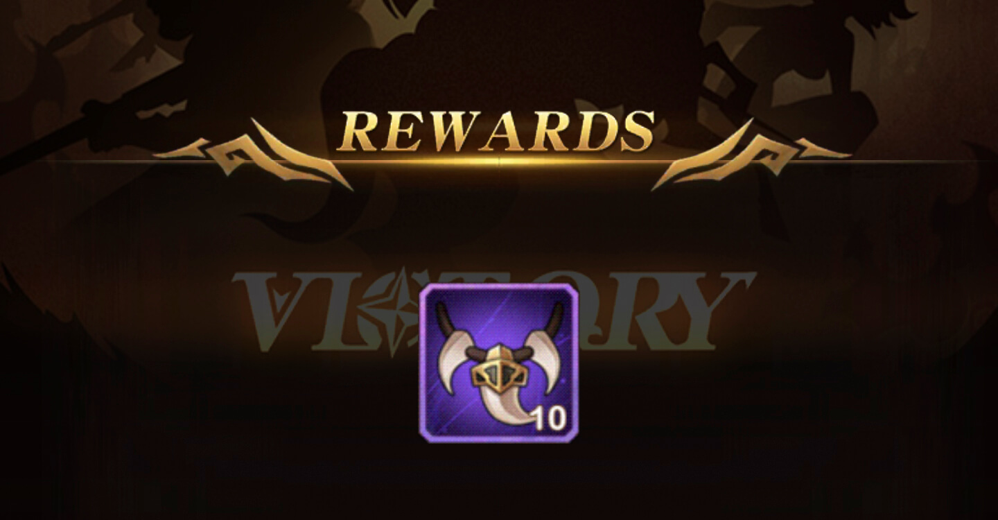 battle of blood rewards