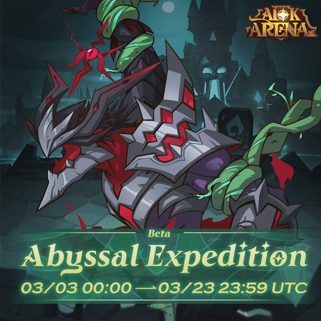 new abyssal expedition boss
