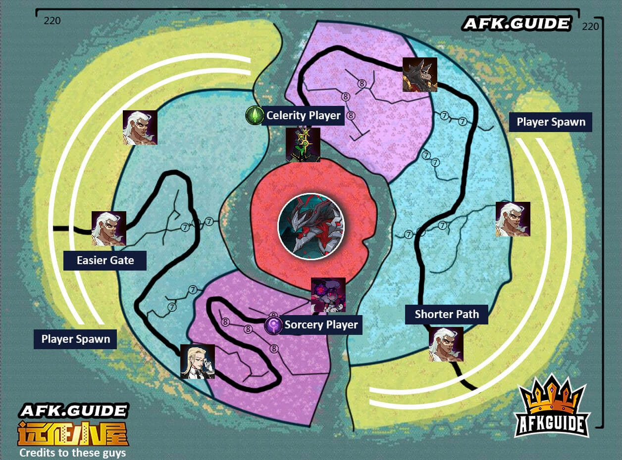 new abyssal expedition map (vault of time)