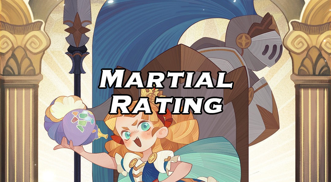 Martial Rating