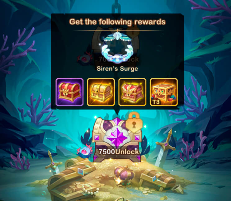 Siren's Song AFK Arena Event