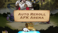 How to Auto Reroll in AFK Arena (Macro Script)