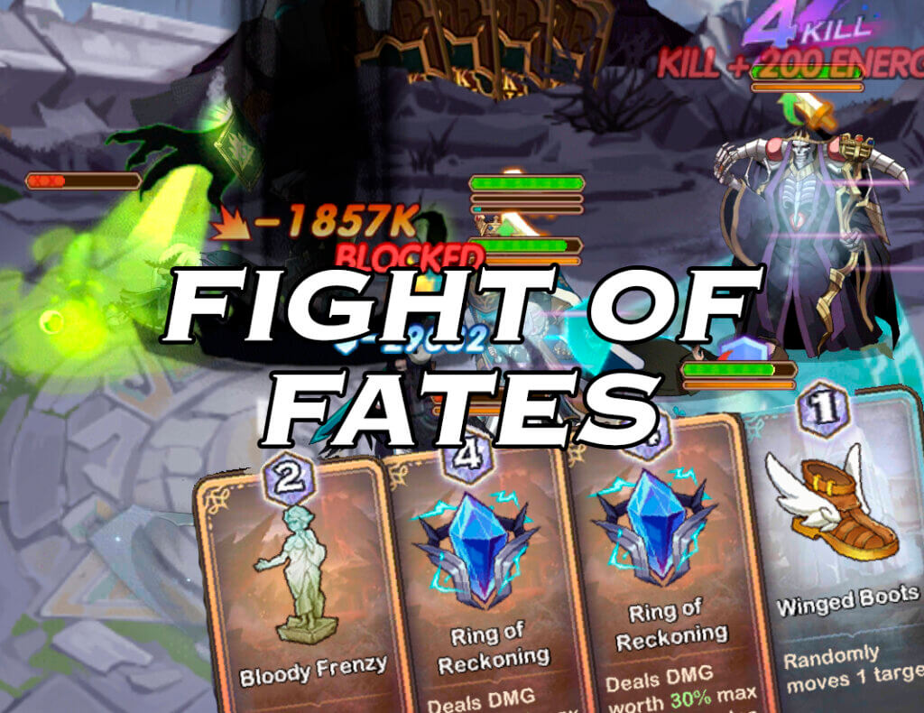 fight of fates